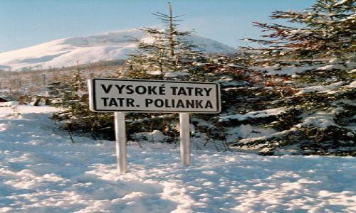 Zdjecie SłOWACJA / Tatry Słowackie / Stary Smokowiec - Tatrzanska Polanka / ...vysoke tatry