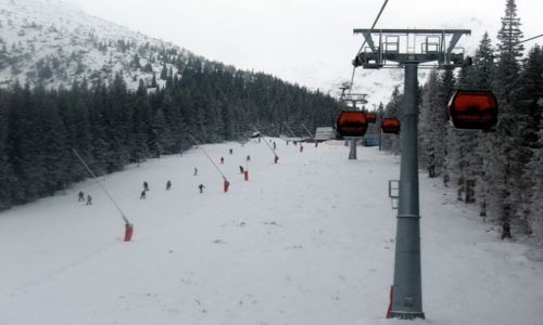SłOWACJA / Liptov / Centrum narciarskie