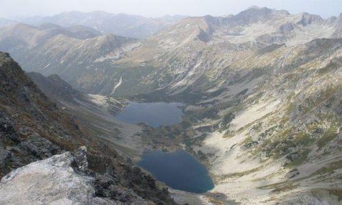 Zdjecie SłOWACJA / Tatry / Tatry Wysokie / Widok z Koprowego Wierchu (2363)