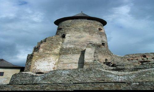 Zdjęcie SłOWACJA / Stara Lubovnia / brak / wieża...