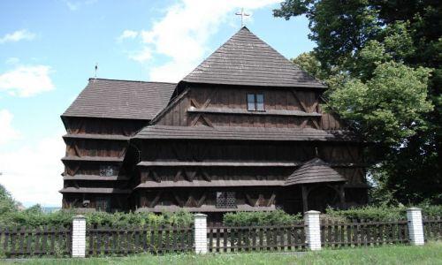 Zdjęcie SłOWACJA / Banska Bystrica / Hronsek / Kościół w Hronseku