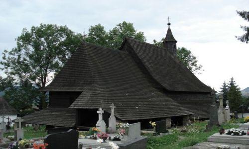 Zdjęcie SłOWACJA / Dolny Kubin / Tvrdosin / Twardoszyn (Tvrdosin) - kościół