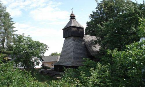 Zdjęcie SłOWACJA / Presov / Hervartov / Hervartov - kościół