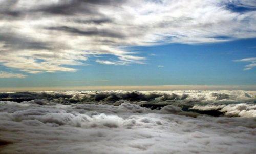 Zdjecie S�OWACJA / Tatry Wysokie / Droga na Gerlach / Mi�dzy chmurami