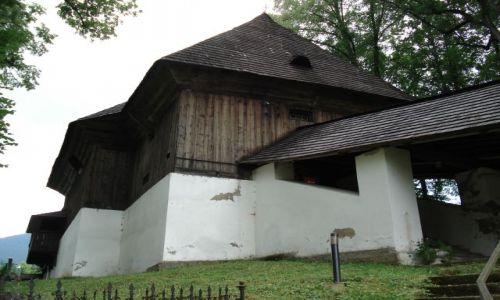 Zdjęcie SłOWACJA / Dolny Kubin / Lestiny / Lestiny - kościół