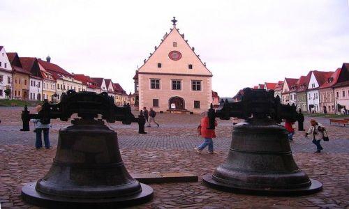 Zdjęcie SłOWACJA / - / Bratysława / Ratusz w Bardejowie