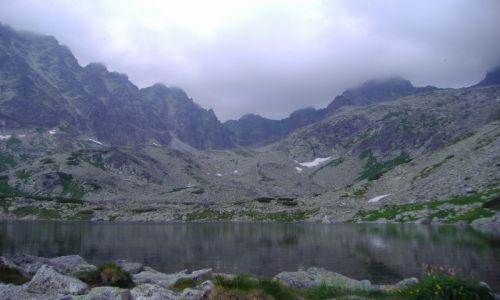 Zdjecie SłOWACJA / - / Tatras / Still Lake