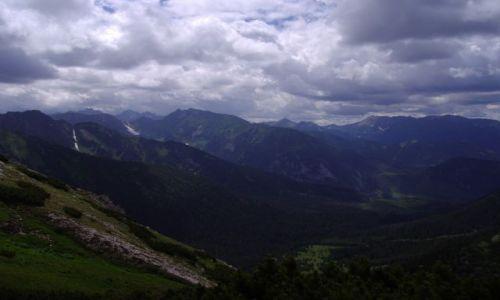 Zdjecie SłOWACJA / - / Tatras / The start of the journey back to Poland