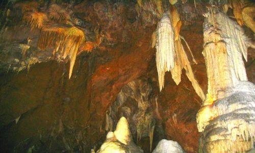 Zdjęcie SłOWACJA / Morawy / Morawski Kras / jaskinie Morawskiego Krasu