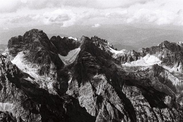 Zdjęcia: szlak na Triglav, Alpy Julijskie, Alpy Julijskie w pełnej krasie, SłOWENIA