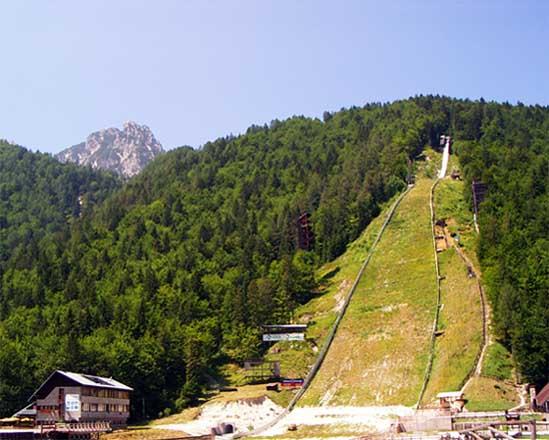 Zdj�cia: Planica, Alpy Julijskie, Welikanka, S�OWENIA