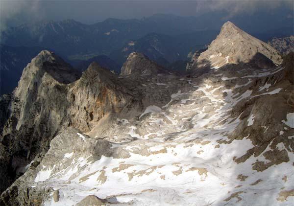 Zdjęcia: Triglav, Alpy Julijskie, Piramidy Boga, SłOWENIA