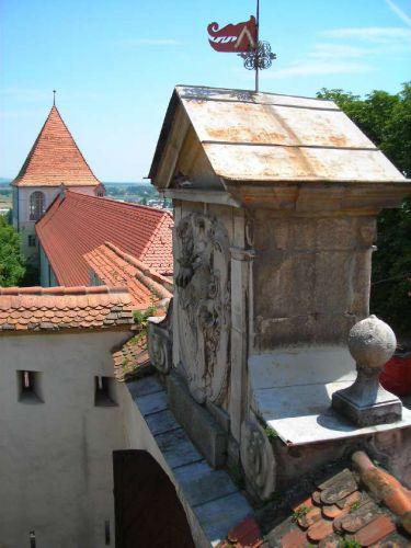 Zdjęcia: Ptuj, Na zamku Ptuj, SłOWENIA