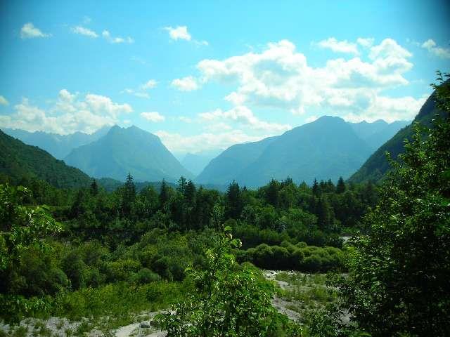 Zdjęcia: Trenta, Alpy Julijskie, Dolina rzeki Soca 2, SłOWENIA
