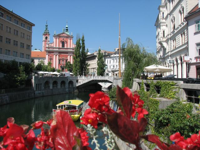 Zdjęcia: Lublana, Lubjana, SłOWENIA
