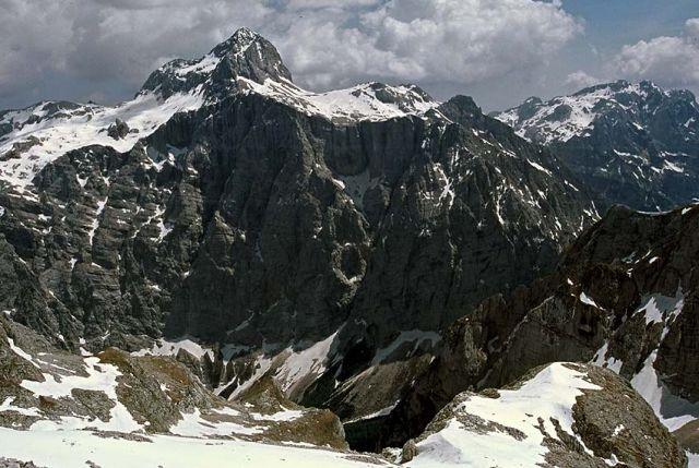 Zdjęcia: Rejion Triglava, Alpy Julijskie, Triglav, SłOWENIA