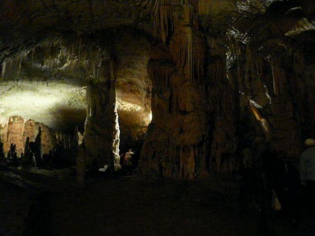 Zdjęcia: Niedaleko Lublany, Jaskinia Postojna, SłOWENIA