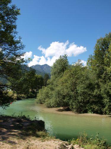 Zdjęcia: rzeka Sawa, Alpy Julijskie, sawa, SłOWENIA