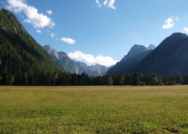 Zdjęcia: Triglawski Park Narodowy, Alpy Julijskie, Alpy Julijskie, SłOWENIA