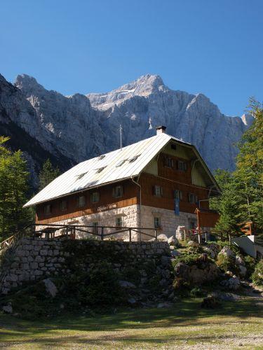 Zdjęcia: pod Triglawem, Alpy Julijskie, schronisko, SłOWENIA