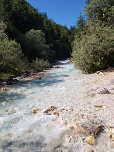 Zdjęcia: strumyk, Alpy Julijskie, eh..., SłOWENIA