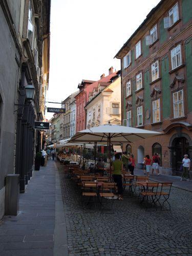 Zdjęcia: stolica, centrum, Lublana, SłOWENIA