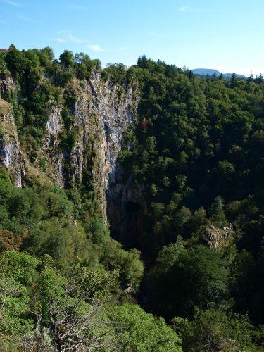 Zdjęcia: park skocjanske jame, Kras, kras, SłOWENIA