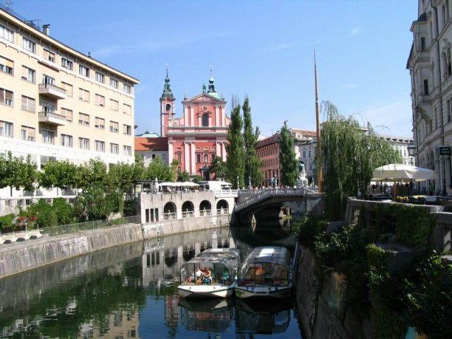 Zdjęcia: Ljubljana, Europa, Centrum Ljubljany, SłOWENIA