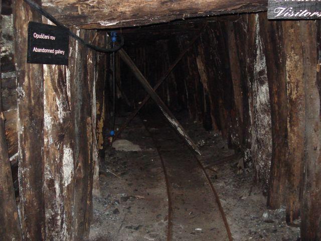 Zdjęcia: Idrija, Gorycja, W kopalni rtęci, SłOWENIA
