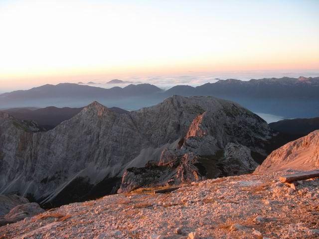 Zdjęcia: Triglavski Dom - wschodu cd, Triglavski Narodni Park, Alpy Julijskie, SłOWENIA