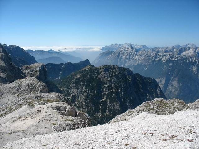 Zdj�cia: po drodze..., Triglavski Narodni Park, Alpy Julijskie, S�OWENIA