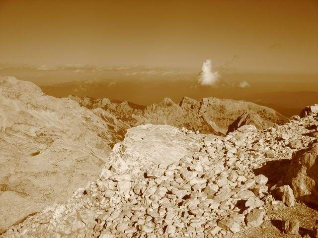 Zdj�cia: chmura II  :), Triglavski Narodni Park, Alpy Julijskie, S�OWENIA