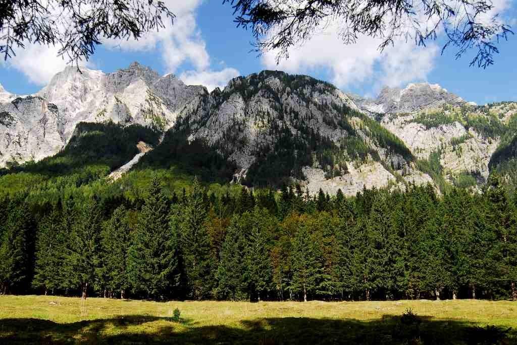 Zdjęcia: Dolina Vrata, Triglavski Park Narodowy, Vrata, SłOWENIA