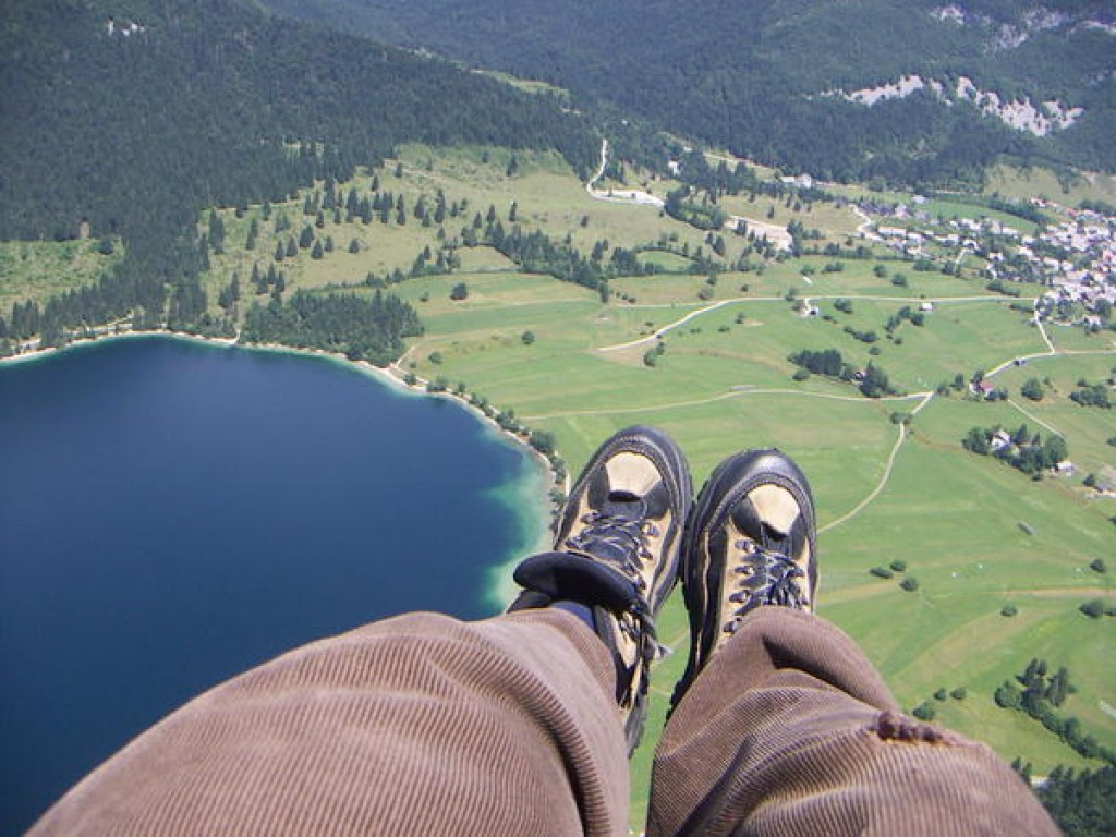 Zdjęcia: Bohinij, Alpy, nad Alpami , SłOWENIA