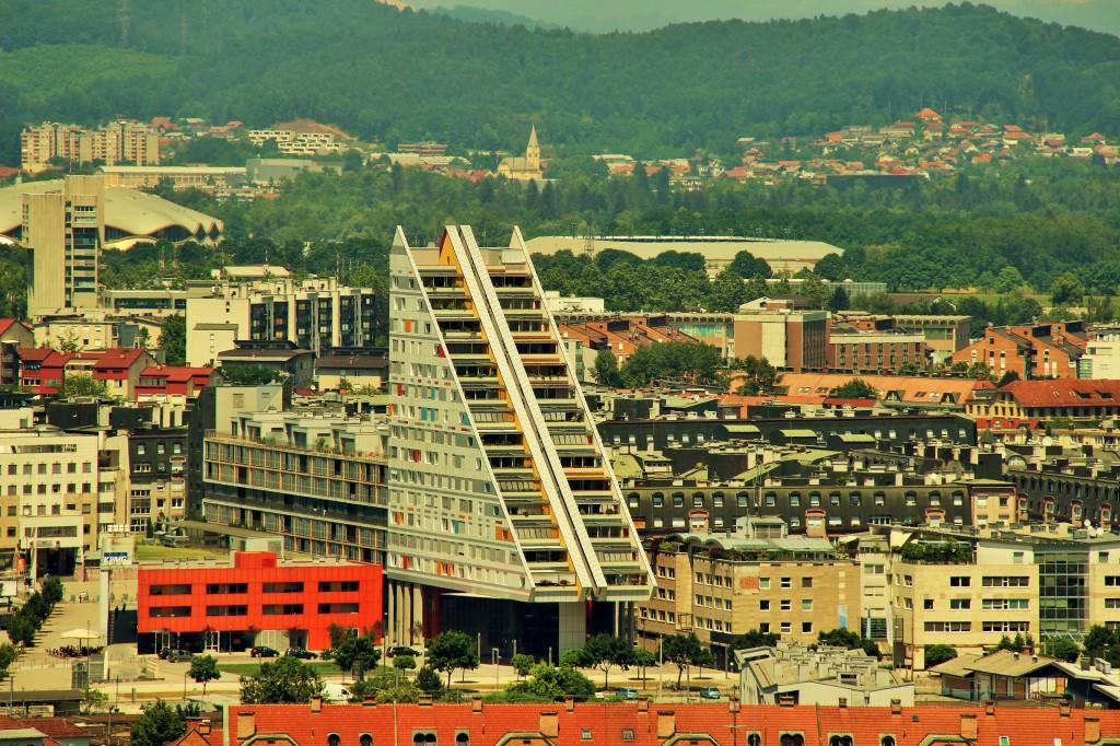 Zdjęcia: Lublana, Lublana, Slowenia, SłOWENIA