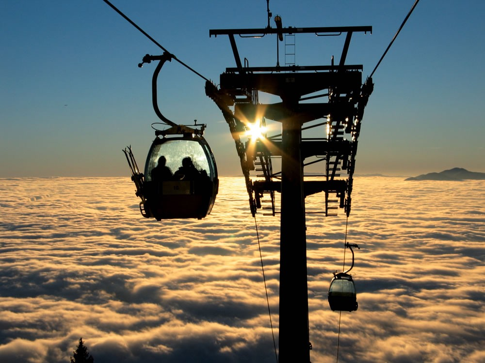 Zdjęcia: ---, ---, Słowenia – narty, snowboard i zwiedzanie, SłOWENIA