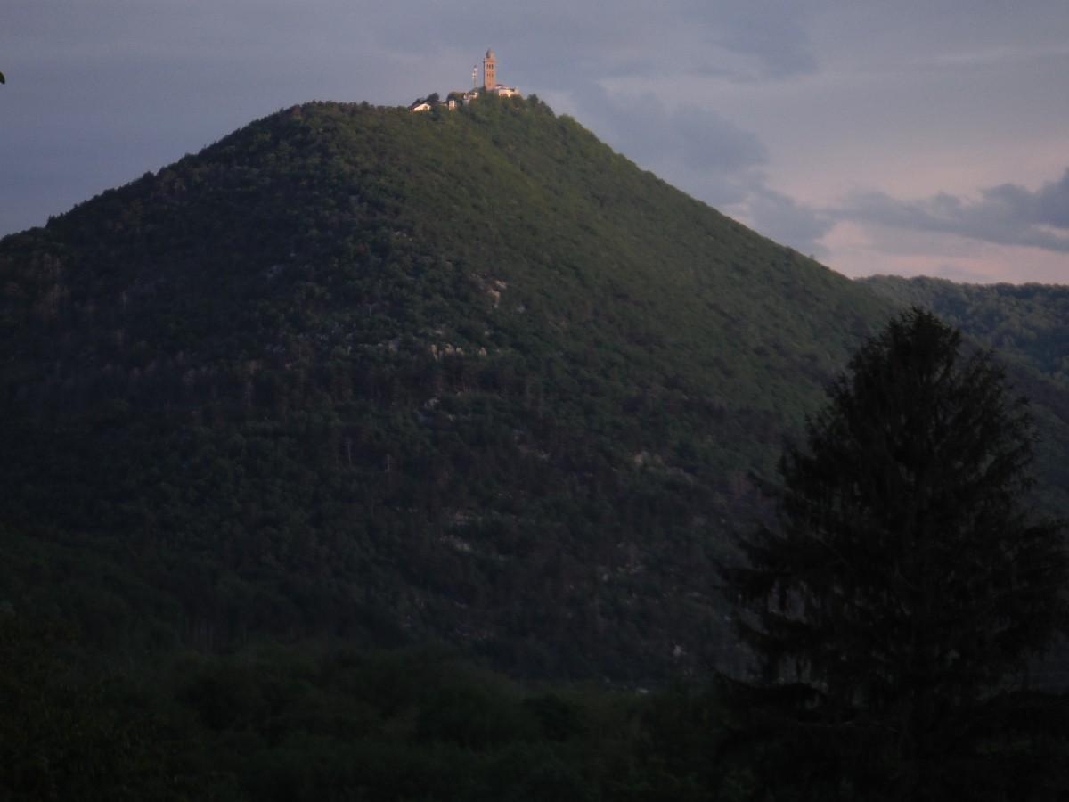 Zdjęcia: Grgar, Trnovski Gozd, Sveta Gora, SłOWENIA