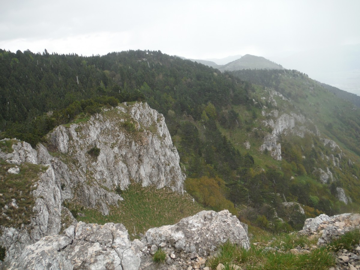Zdjęcia: Velki Rob, Trnovski Gozd, Skała, SłOWENIA