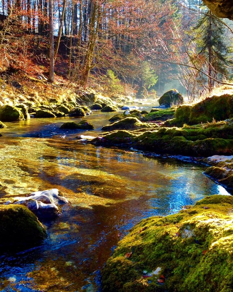 Zdjęcia: Studor, Alpy Julijskie, Idealna jesień, SłOWENIA