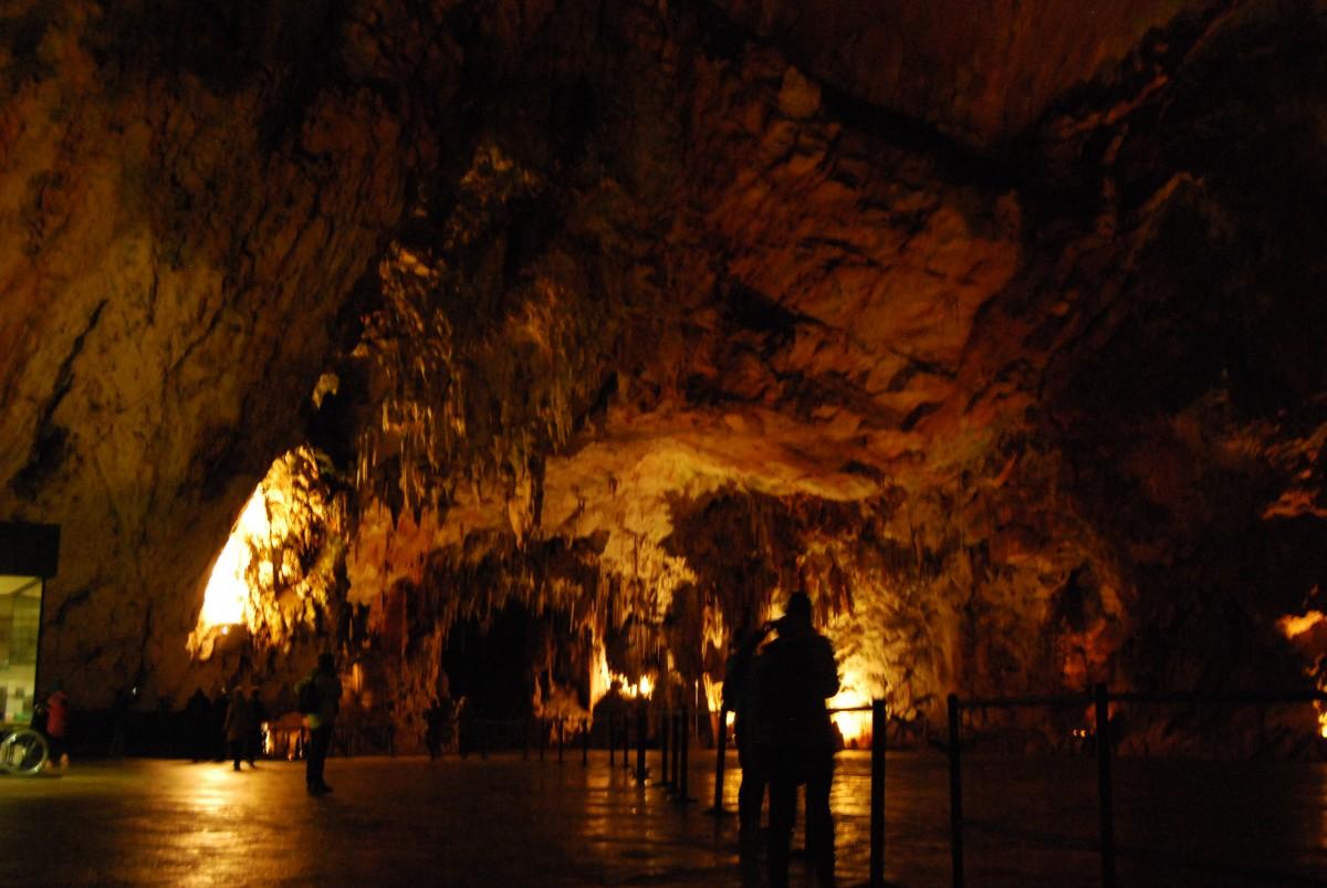 Zdjęcia: Jaskinia Postojna, Jaskinia Postojna, SłOWENIA