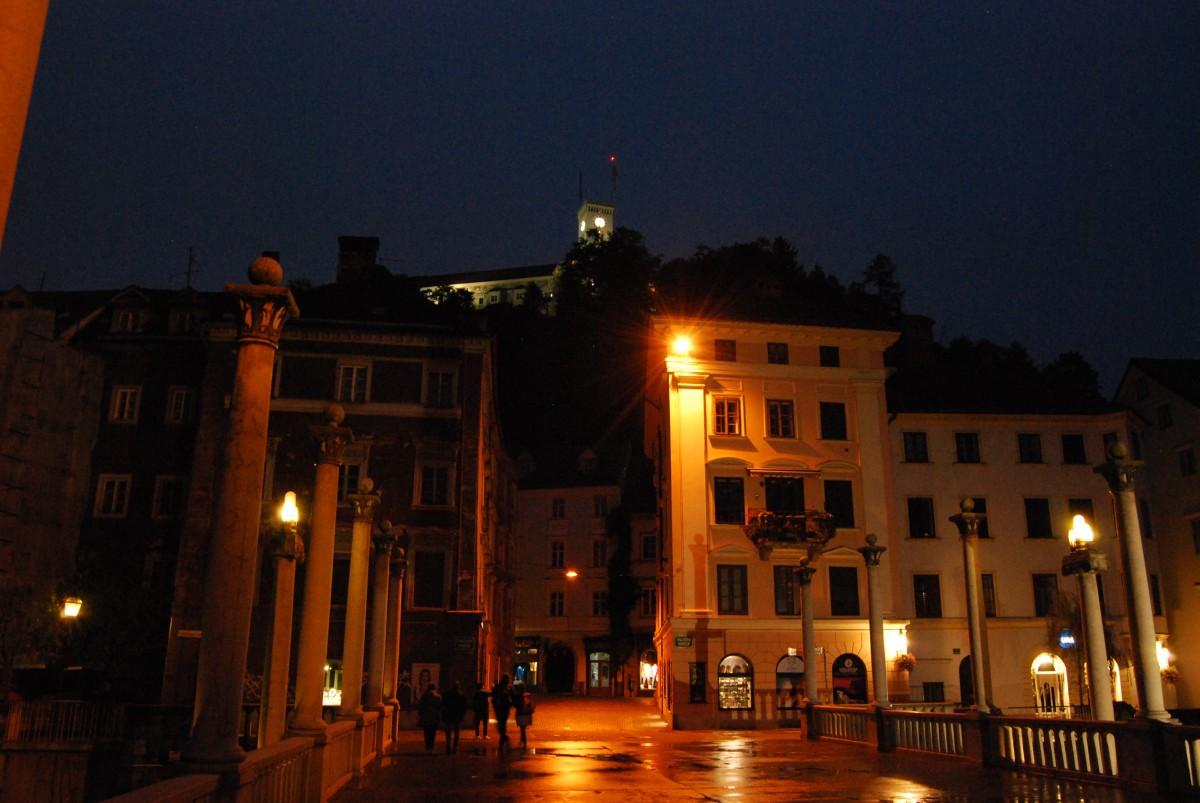 Zdjęcia: Lublana, Zamek, SłOWENIA