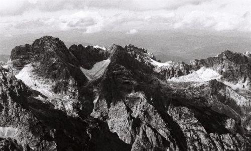 Zdjecie SłOWENIA / Alpy Julijskie / szlak na Triglav / Alpy Julijskie w pełnej krasie