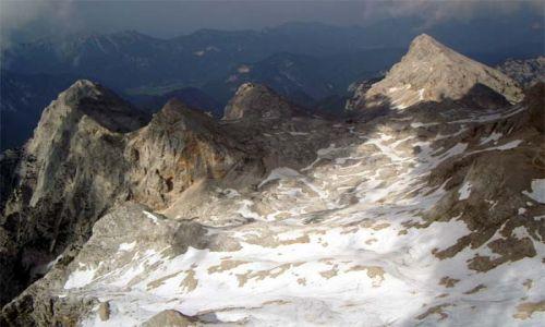 Zdjecie SłOWENIA / Alpy Julijskie / Triglav / Piramidy Boga