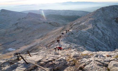 Zdjęcie SłOWENIA / alpy julijskie / gdzieś na szlaku od TRENTY / TRIGLAV