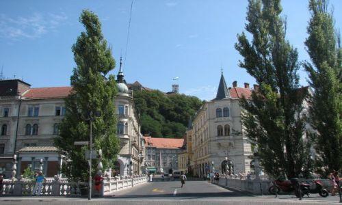 Zdjęcie SłOWENIA / brak / Montenegro / Lubjana