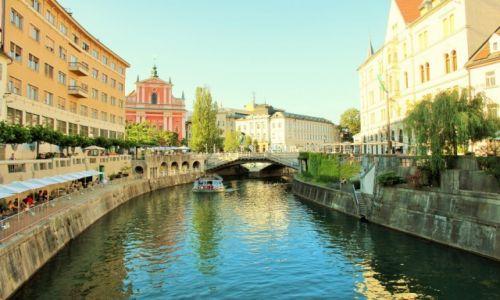 Zdjecie SłOWENIA / Lublana / Lublana / Slowenia