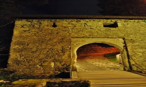 Zdjęcie SłOWENIA / Górna Kraina / Bled / Bled, zamek, wejście