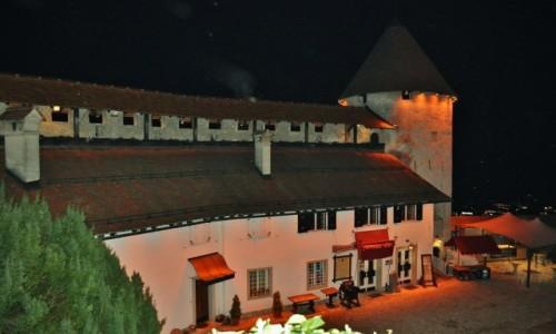 Zdjęcie SłOWENIA / Górna Kraina / Bled / Bled, zamek