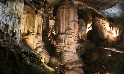 S�OWENIA / Postojna / jaskinia Postojna / podziemne cuda...