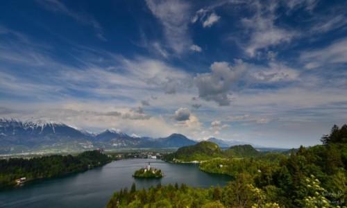 Zdjęcie SłOWENIA / Alpy Julijskie / Bled / Bled - wspomnienie
